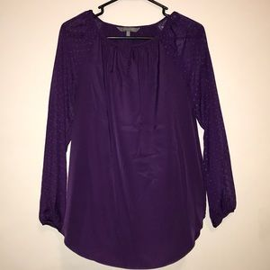 Casual Long Sleeve Top(S)